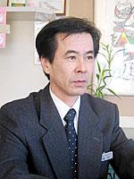 代表取締役社長 谷口定男